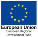 European Union - European Regional Development Fund logo