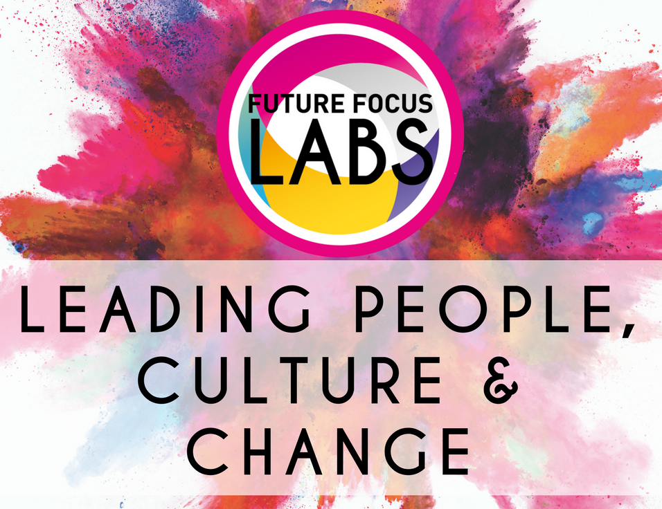 LEADING PEOPLE CULTURE CHANGE