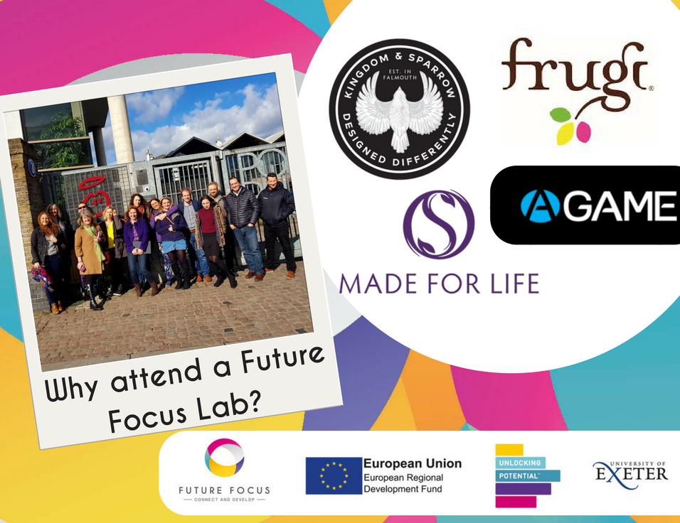 Why attend a Future Focus Lab_