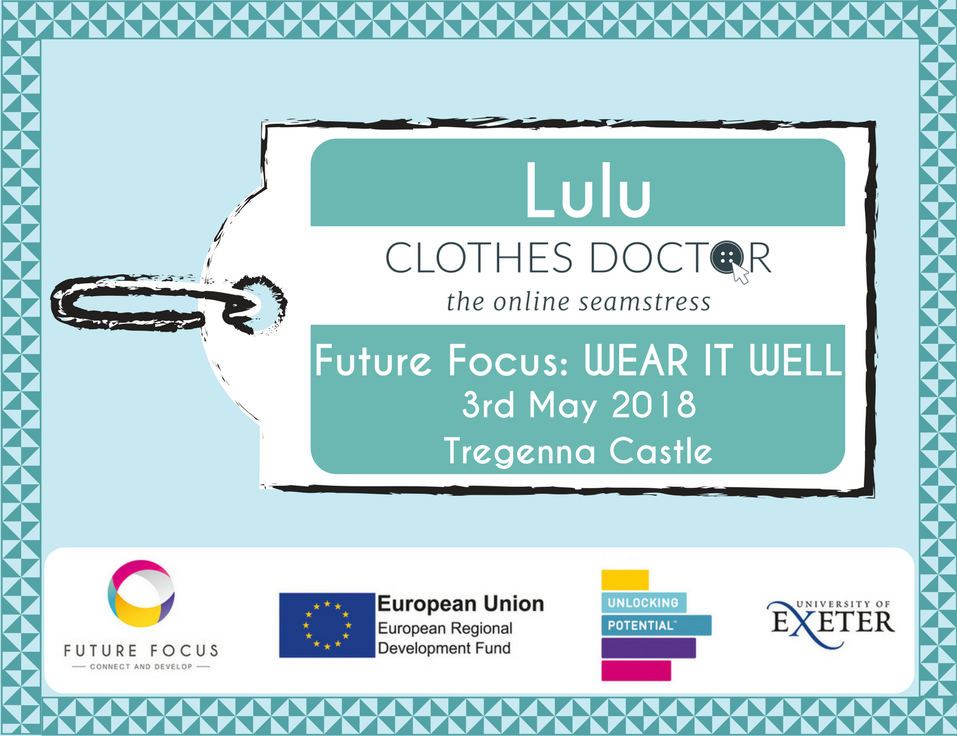 Unlocking Potential - Future Focus Event: Wear It Well - Clothes Doctor