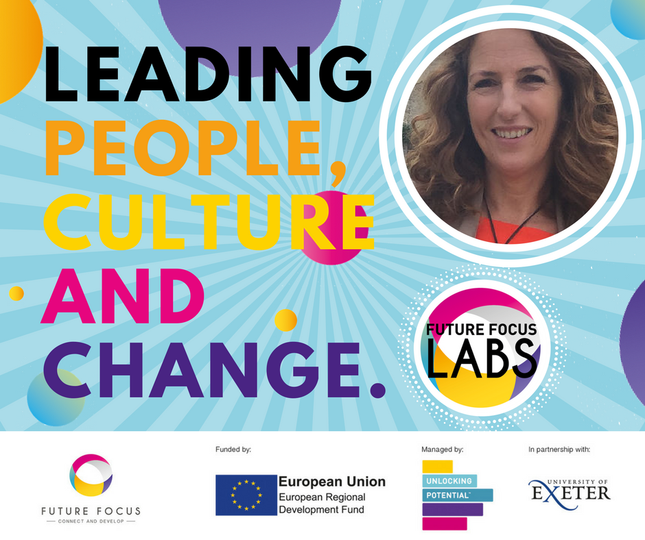 leading people, culture and change Future Focus Lab