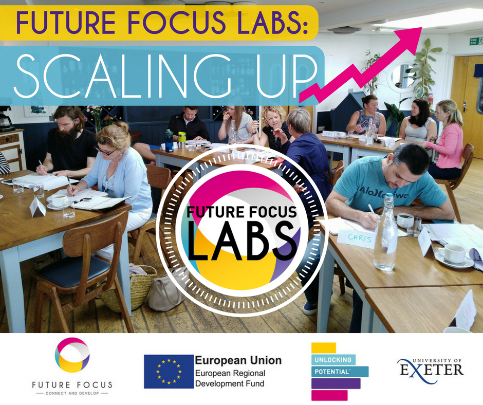 Future Focus Labs: Scaling Up