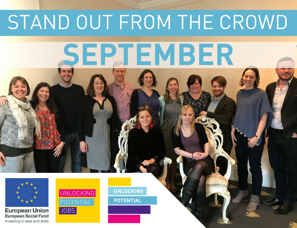 Stand out from the Crowd - Employability course