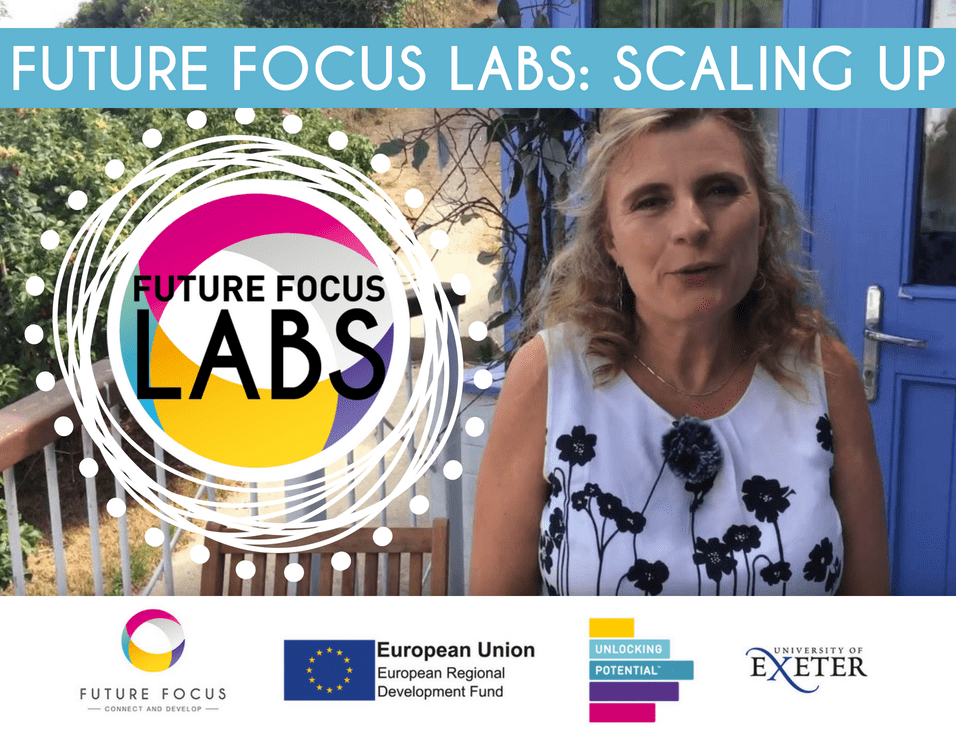 Future Focus Labs - Scaling Up