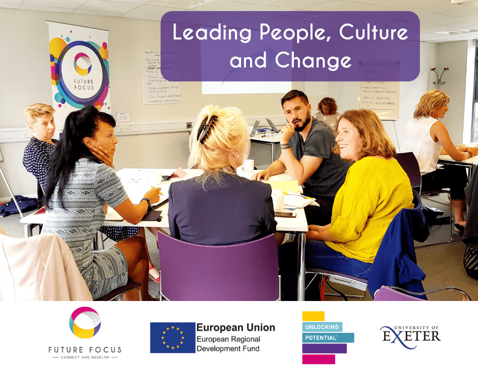 Leading People, Culture and Change Lab | Unlocking Potential, Future Focus