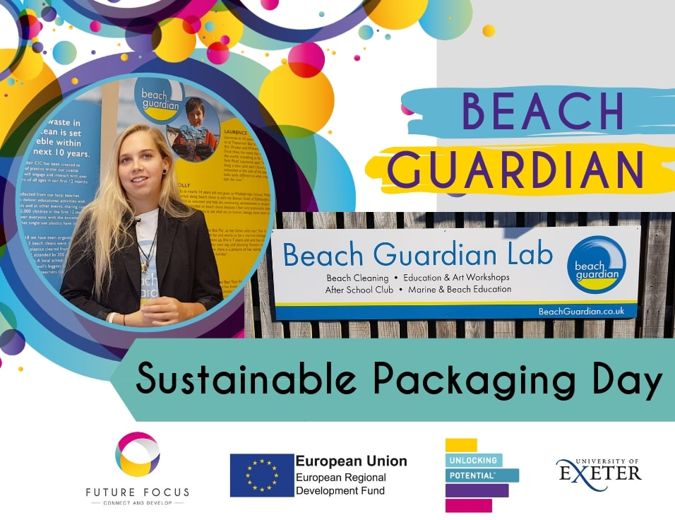 Future Focus Events: Sustainable Packaging Day-Beach-Guardian