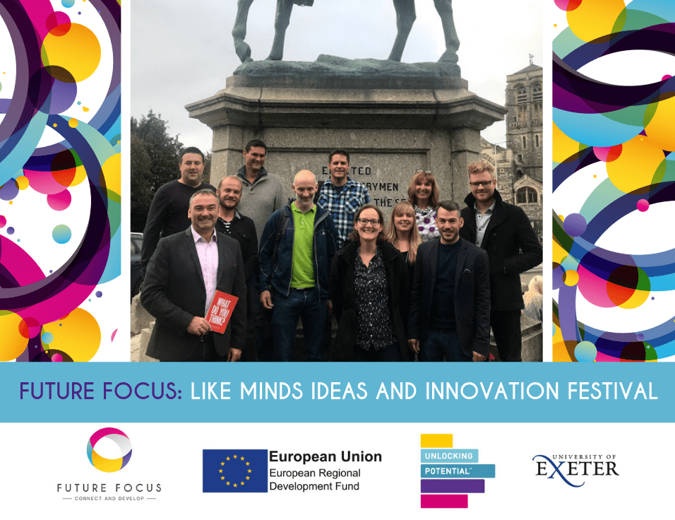 Future Focus: Like Minds and Innovation festival in Exeter