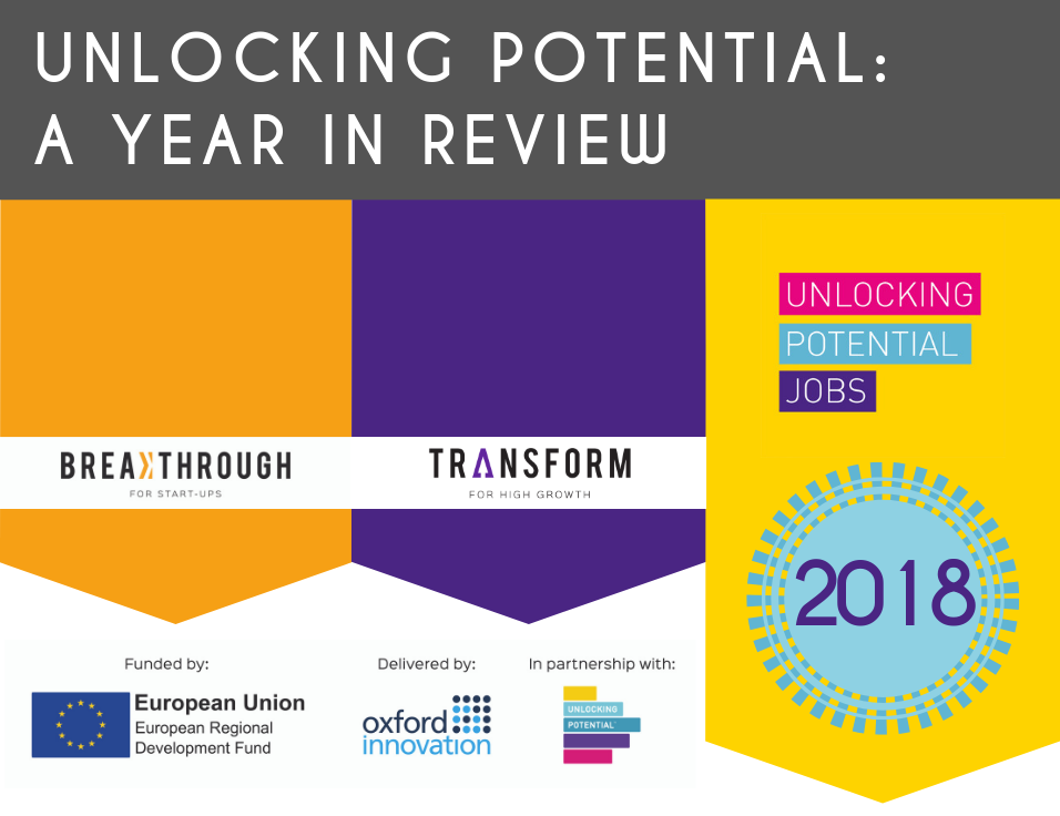 Unlocking Potential: 2018 in Review: