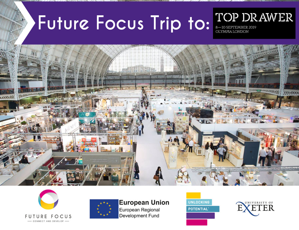 Future Focus Trip to Top Drawer 2019