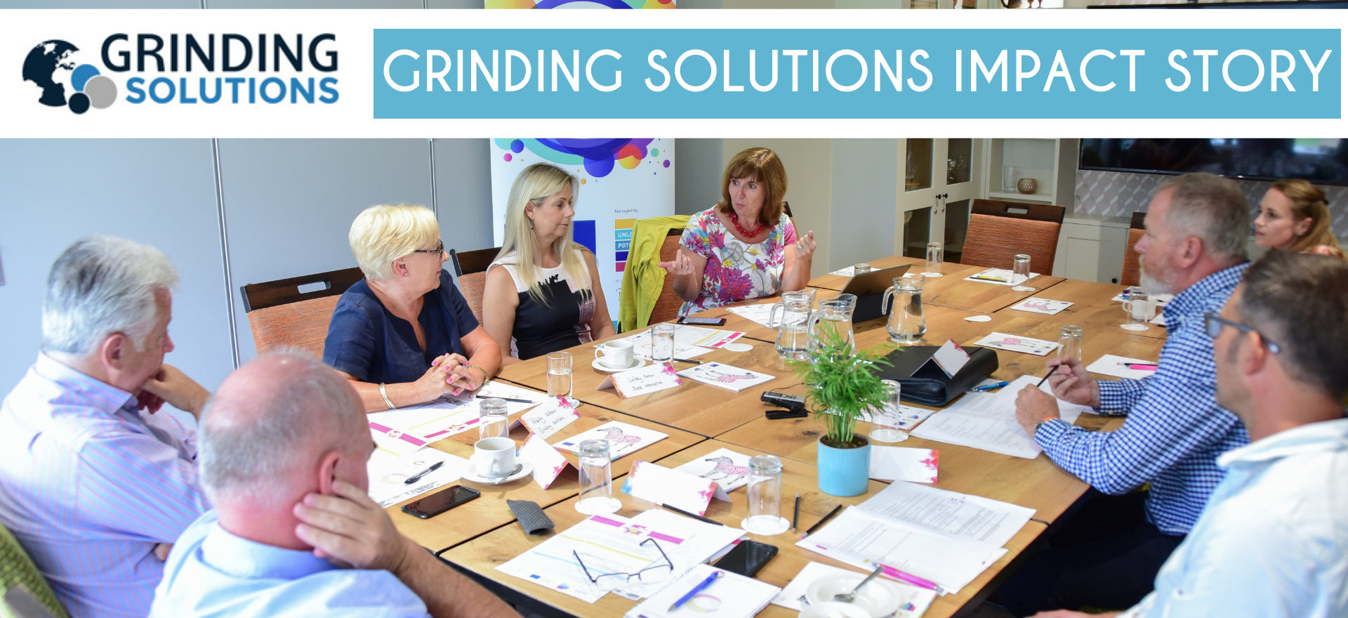 Grinding solutions impact story