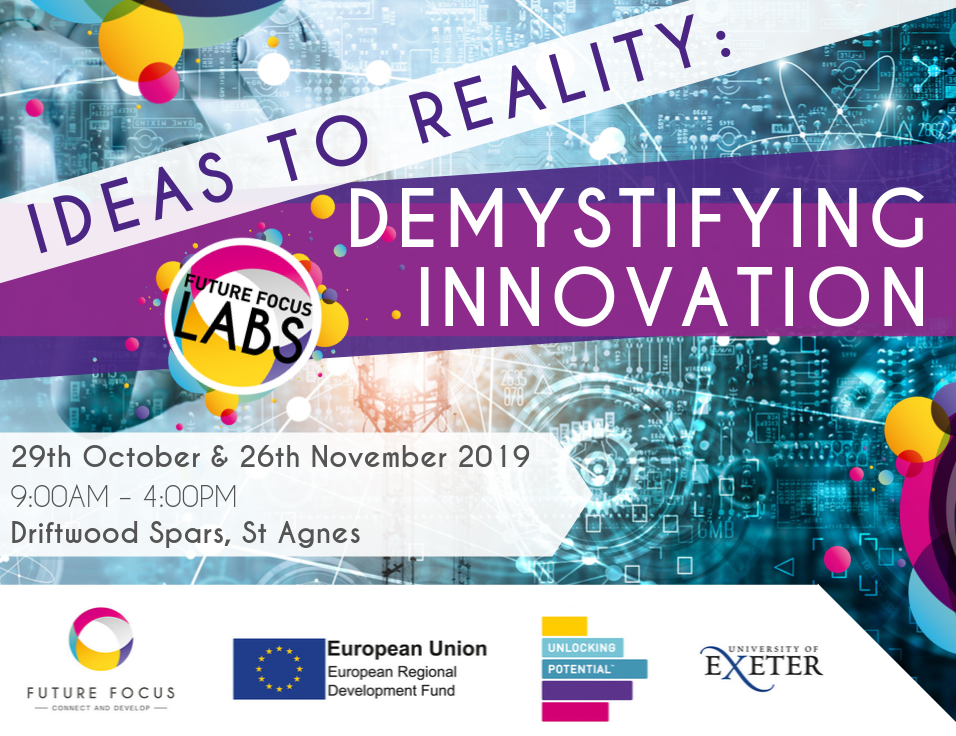 Future Focus - Ideas to Reality_ Demystifying Innovation