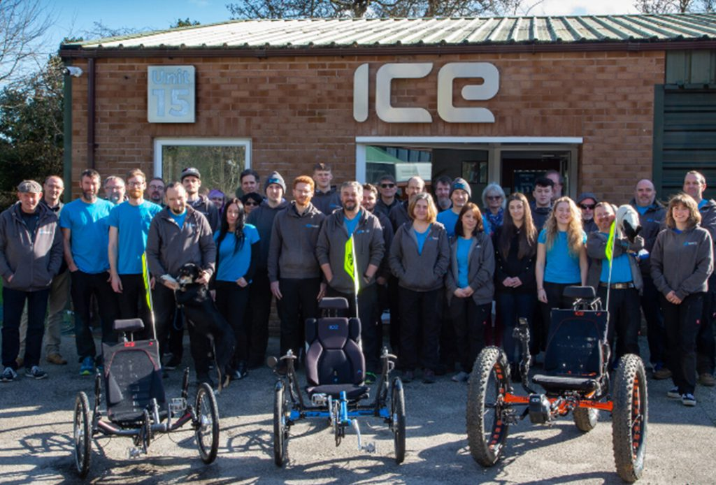 Future Focus client ICE Trikes Success Story