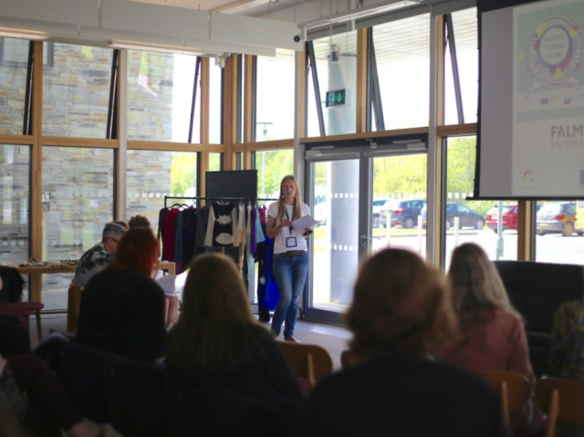 Hollie Kirk – Future Focus Impact and Partnership Development Manager, University of Exeter